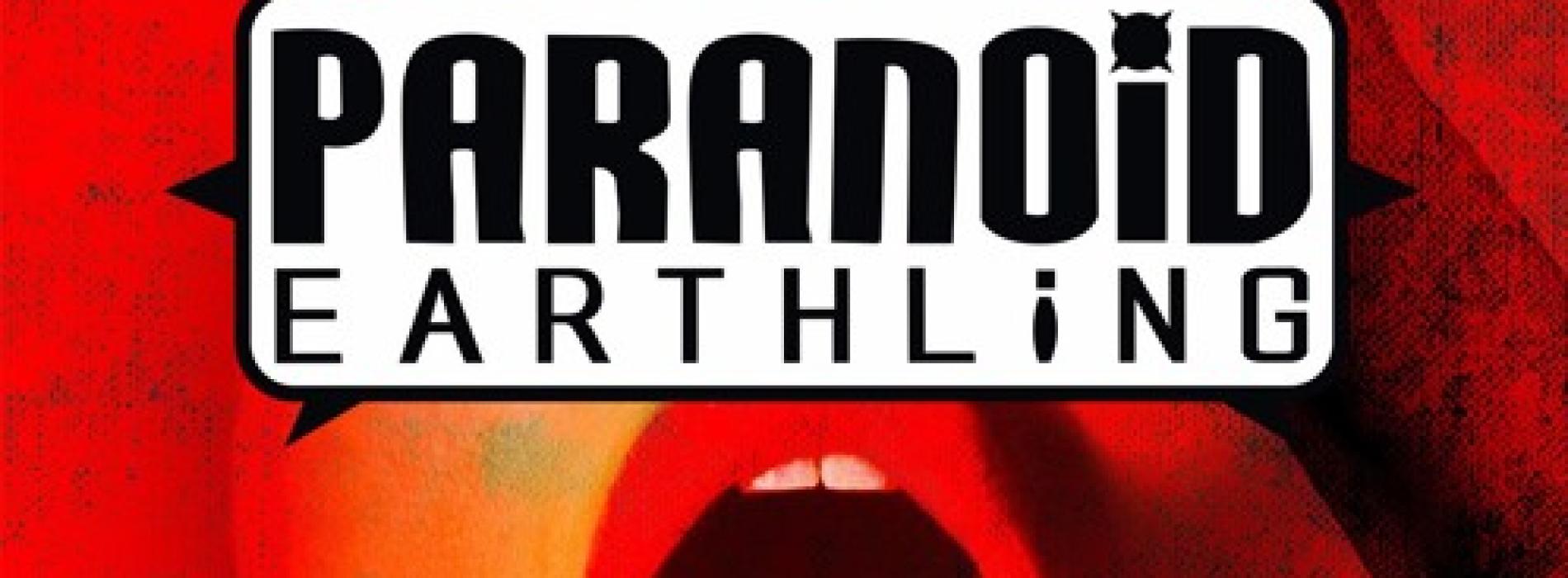 Paranoid Earthling : Halfcast