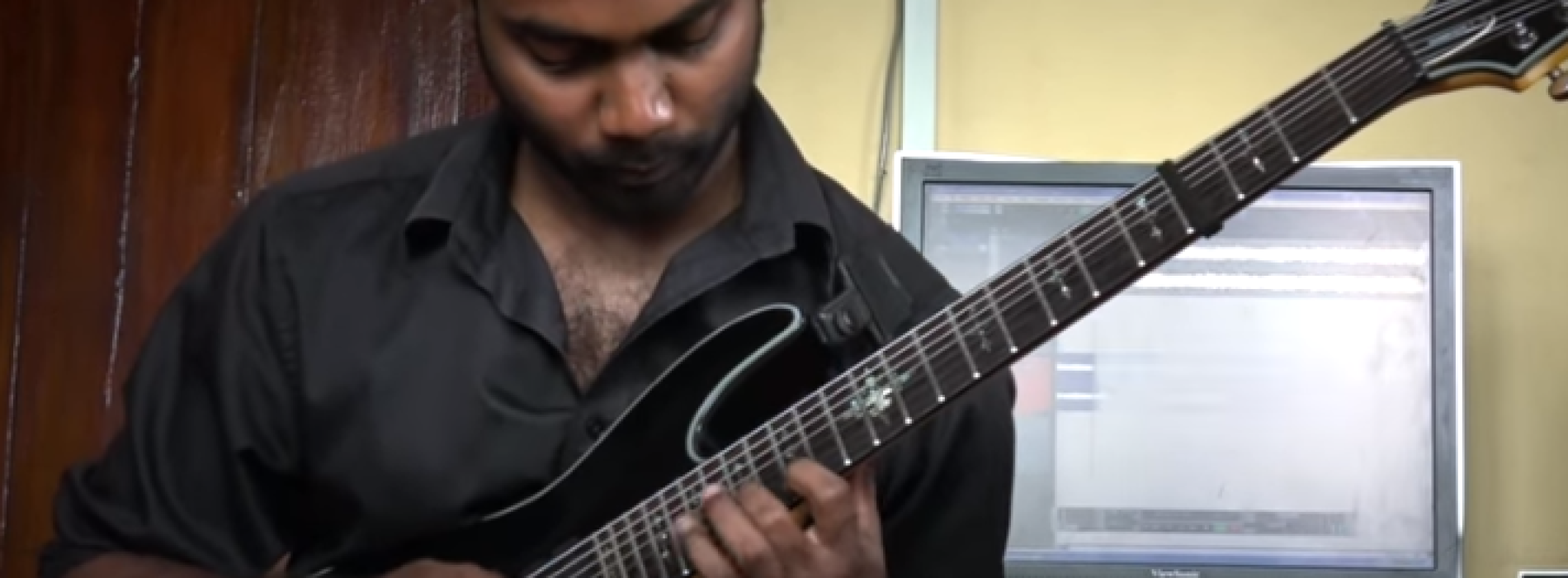 Arjun Dhas : Adagio – Dominate solo