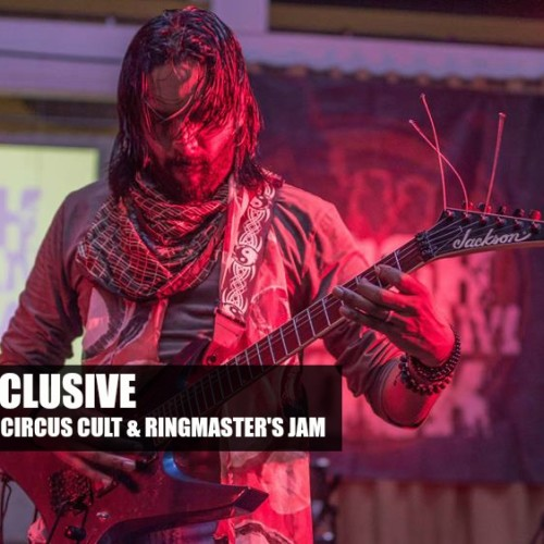 Decibel Exclusive : Ringmaster From Circus Cult / Ringmaster's Jam