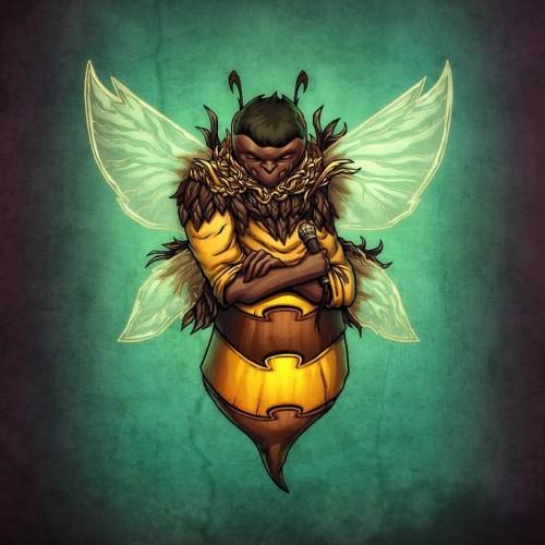 Rapper Killer Bee Has A New Logo