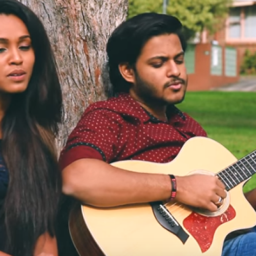 Imasha Naomi & Chandeepa Jayakody – Like I'm Gonna Lose You (Cover)