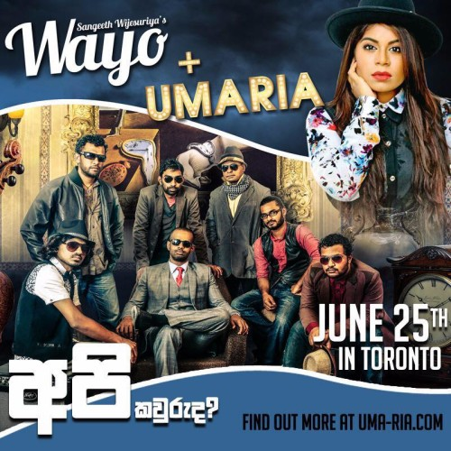 Umaria Is Touring Canada With Wayo