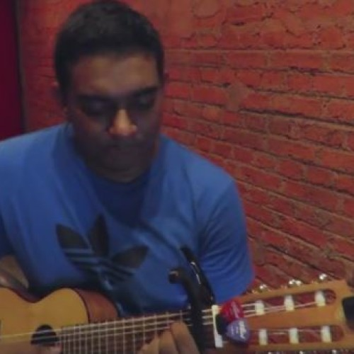 Niranjan Bibile Releases The Acoustic Version Of 'Ring Ring'