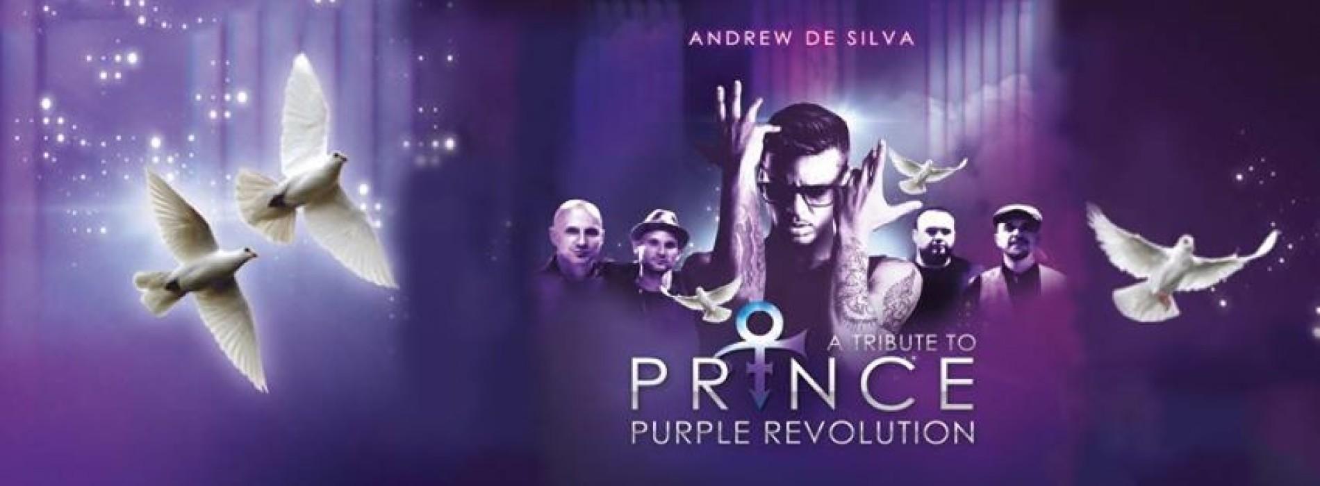 Purple Revolution Has Gotten A Date
