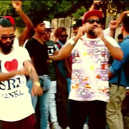 Dsquad (Rapta & B.Shamie) – Ona Thenaka Me Loke – ඕන තැනක මේ ලෝකේ (Mix Tape)