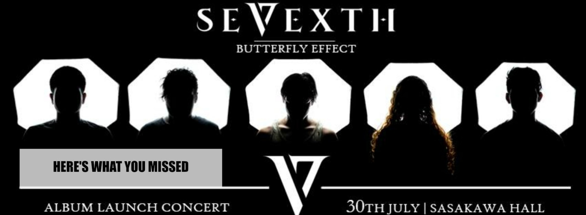 Sevexth Album Launch : Here's What You Missed