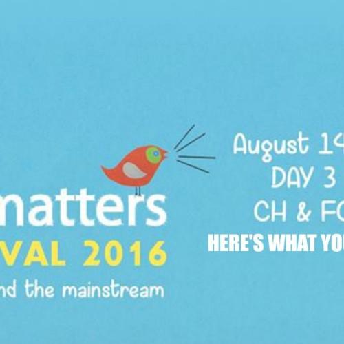 Decibel Exclusive : Musicmatters Festival Day 3