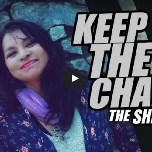 The Sheyana Band – Keep The Change