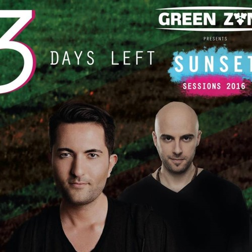 3 More Days Till The Sunset Music Session