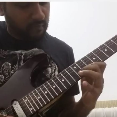 Andrew Obeyesekere – Silverhawks Theme / Guitar Solo Lesson