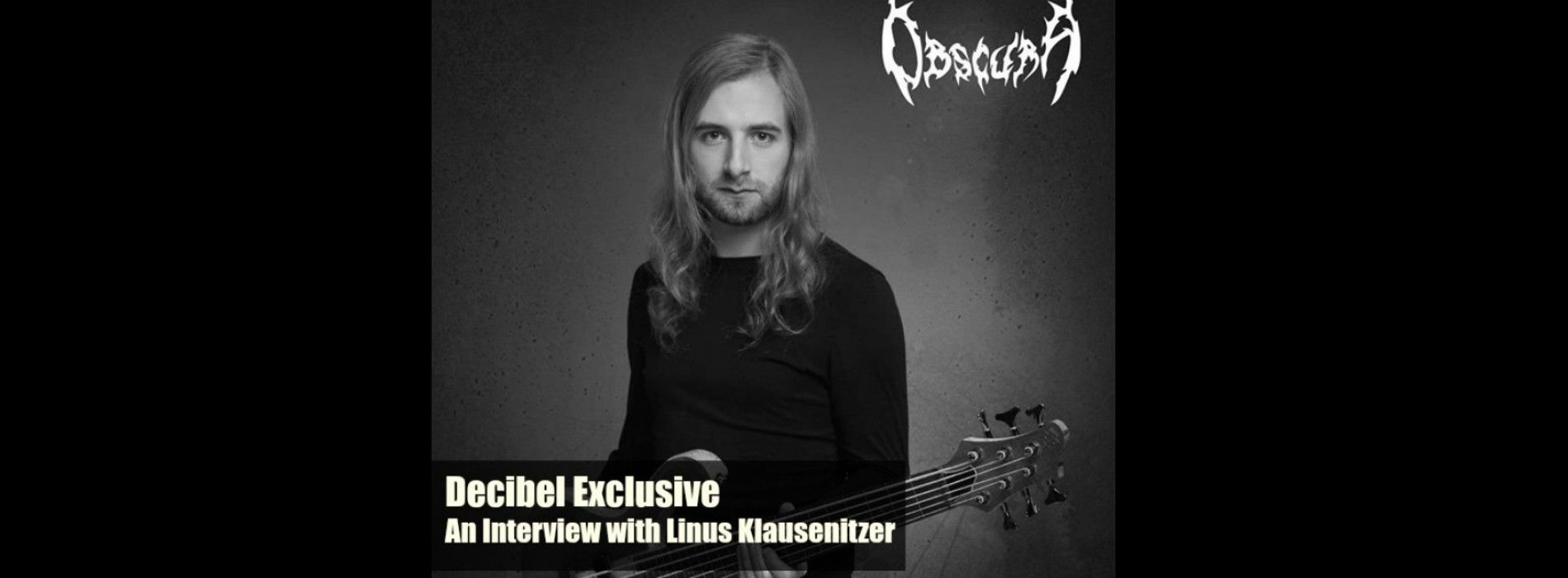 Decibel Exclusive : An Interview with Linus Klausenitzer