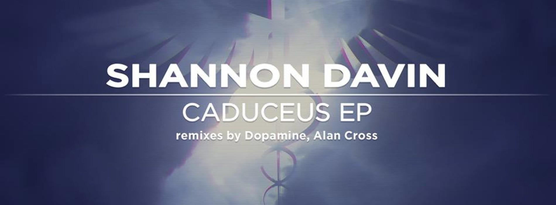 Shannon Davin : Caduceus (EP)