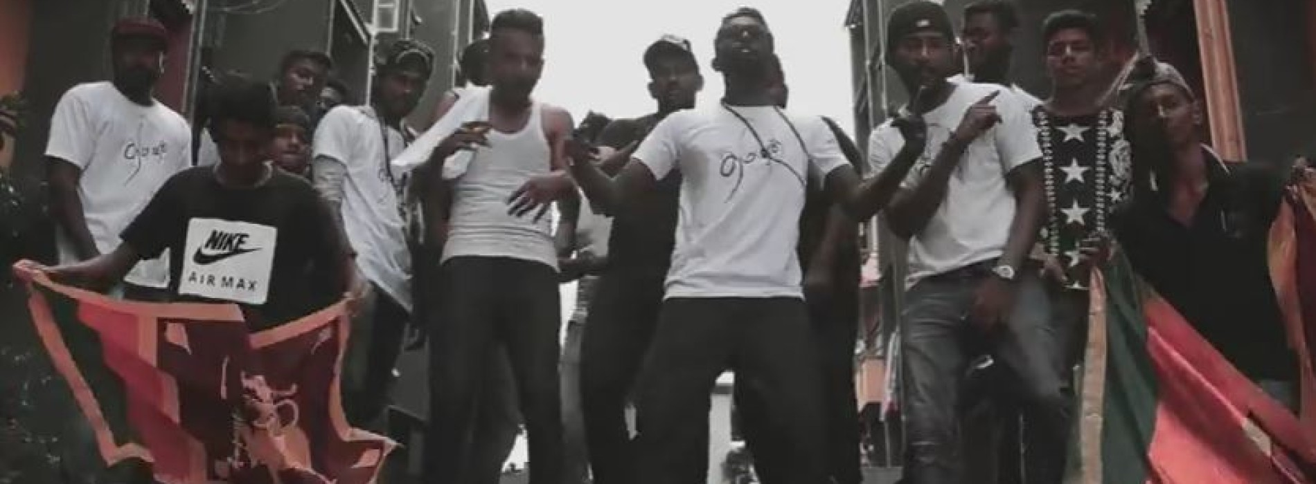 The Biggest Tamil Rap Cypher Is Here