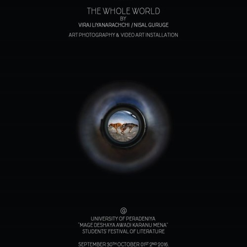Viraj Liyanarachchi On 'The Whole World'
