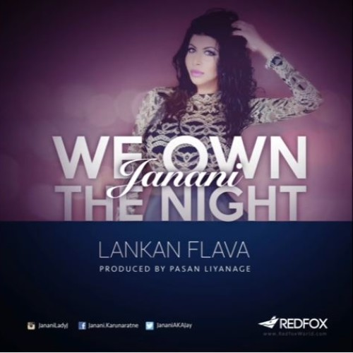 Janani – We Own The Night