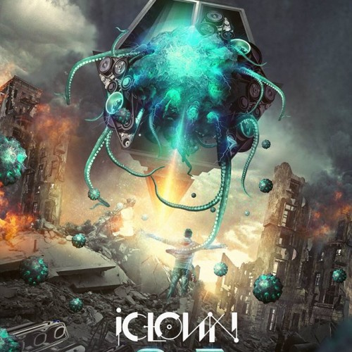 iClown Reveals Artwork For 3xF