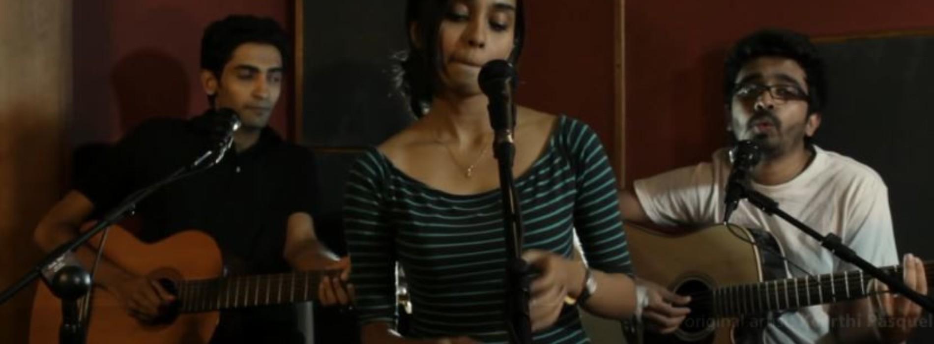 Reeni de Silva – Ran Tharu Payana (cover)