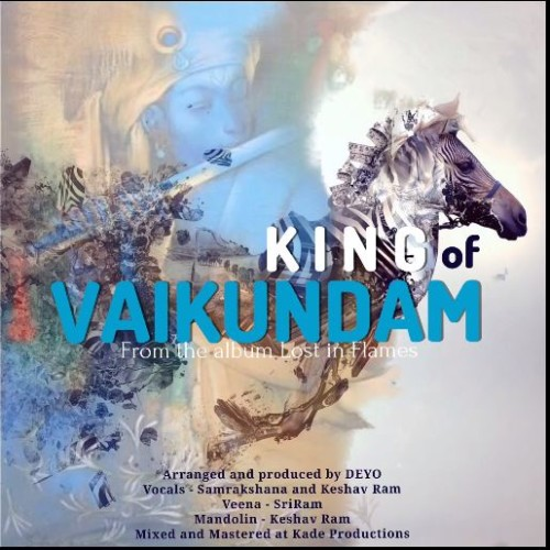 Deyo : King of Vaikundam (teaser)