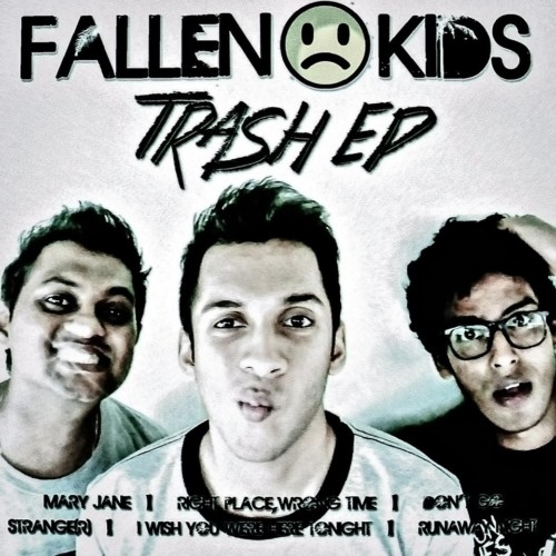 The Fallen Kids Have An EP Out