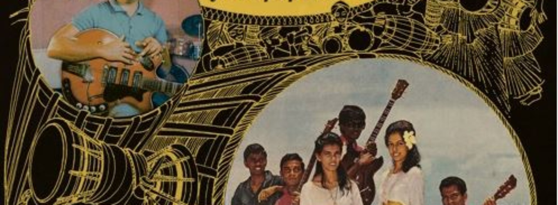 The Golden Era Of Sinhalese & Tamil Folk-Pop Music