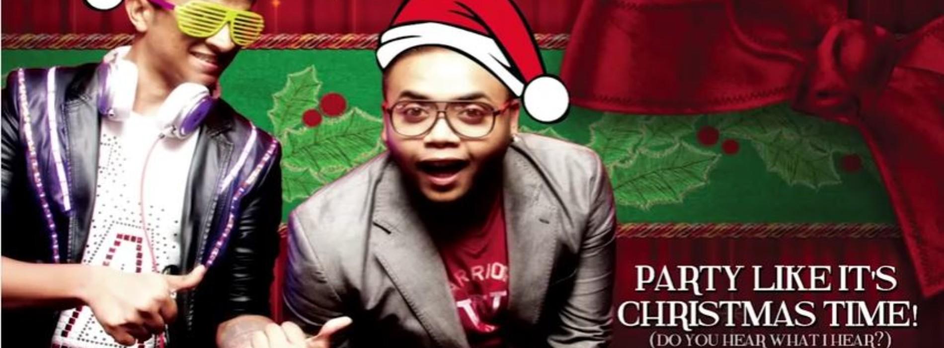 Decibel XMas Picks: #2 – The Sherifs : Party Like It's Christmas Time! [Do You Hear What I Hear?]