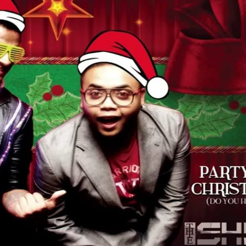 Decibel XMas Picks: #2 – The Sherifs : Party Like It's Christmas Time! [Do You Hear What I Hear?]