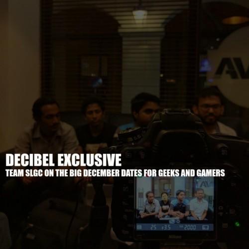 Decibel Exclusive : Team SLCG & Pruve On The 9th E-Sport, Video & Comic Convention