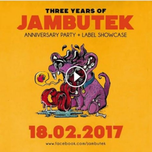 Jambutek Will Be Turning 3!