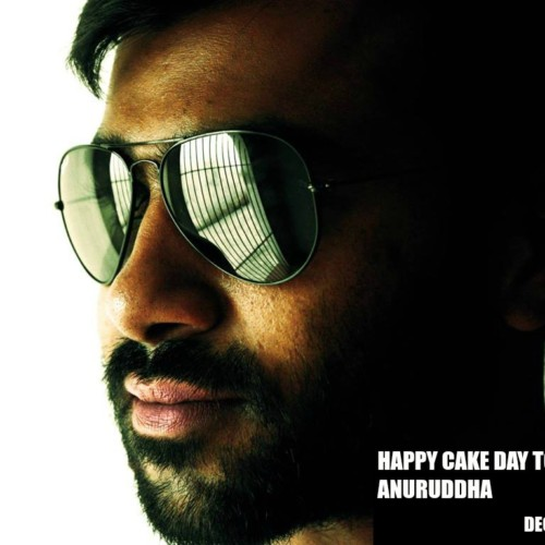 Happy Cake Day To Anuruddha Basnayake