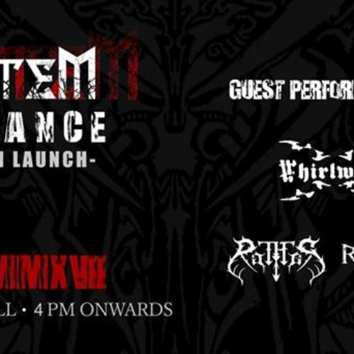 Decibel Exclusive : Moments From The Defiance (Nefertem's Album Launch)