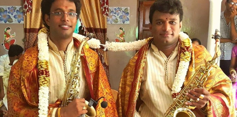 Decibel Exclusive : Saxophone Brothers Jaffna