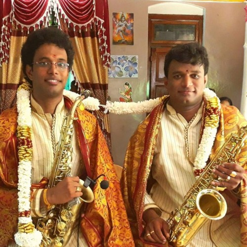 Decibel Exclusive : Saxophone Brothers Jaffna