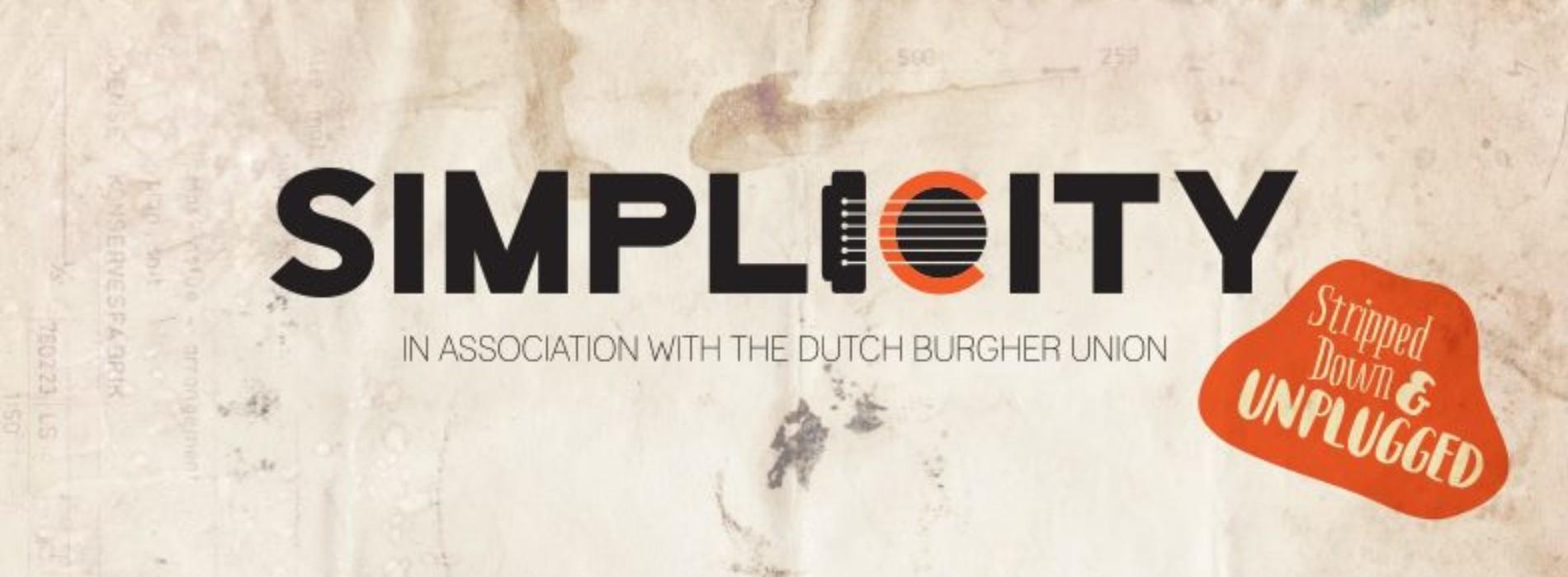 Decibel Exclusive : Simplicity 2017