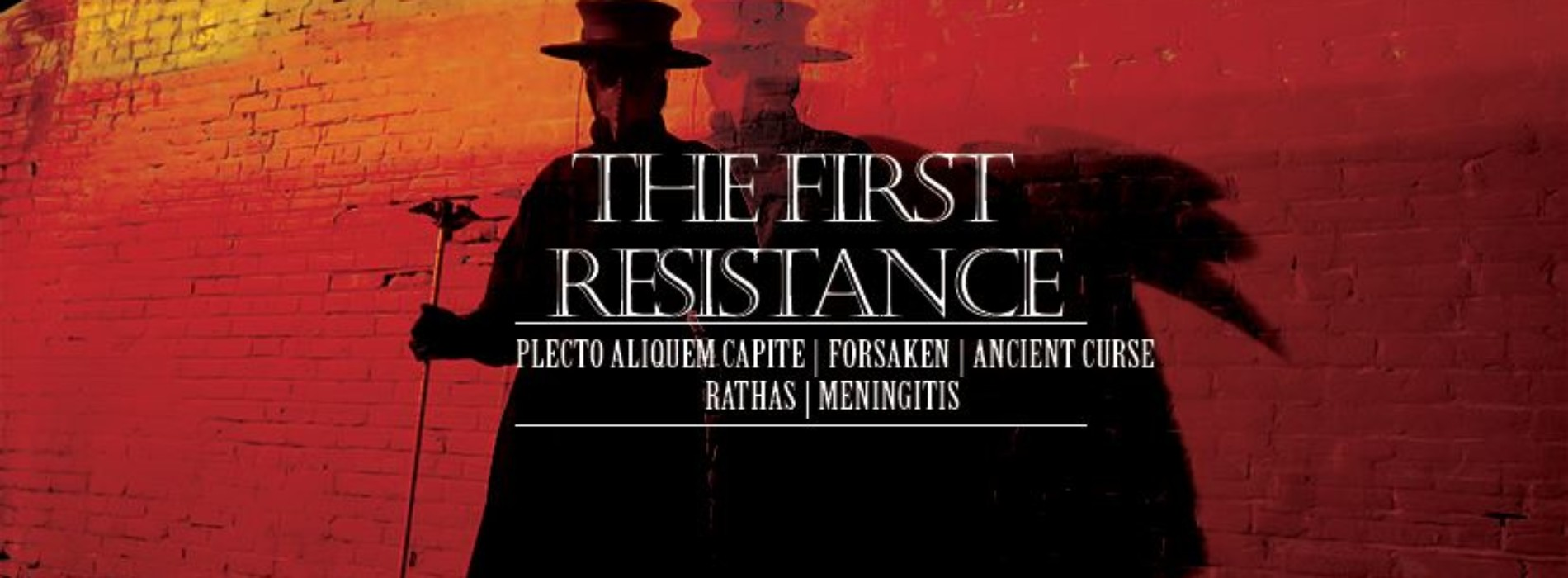 The First Resistance
