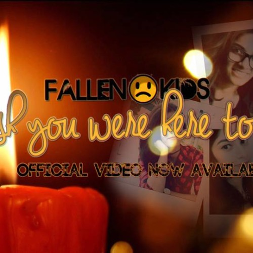 Fallen Kids – I Wish You Were Here Tonight (Official Video)