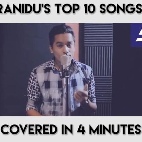 Ranura Perera Creates The Ultimate Ranidu Mashup