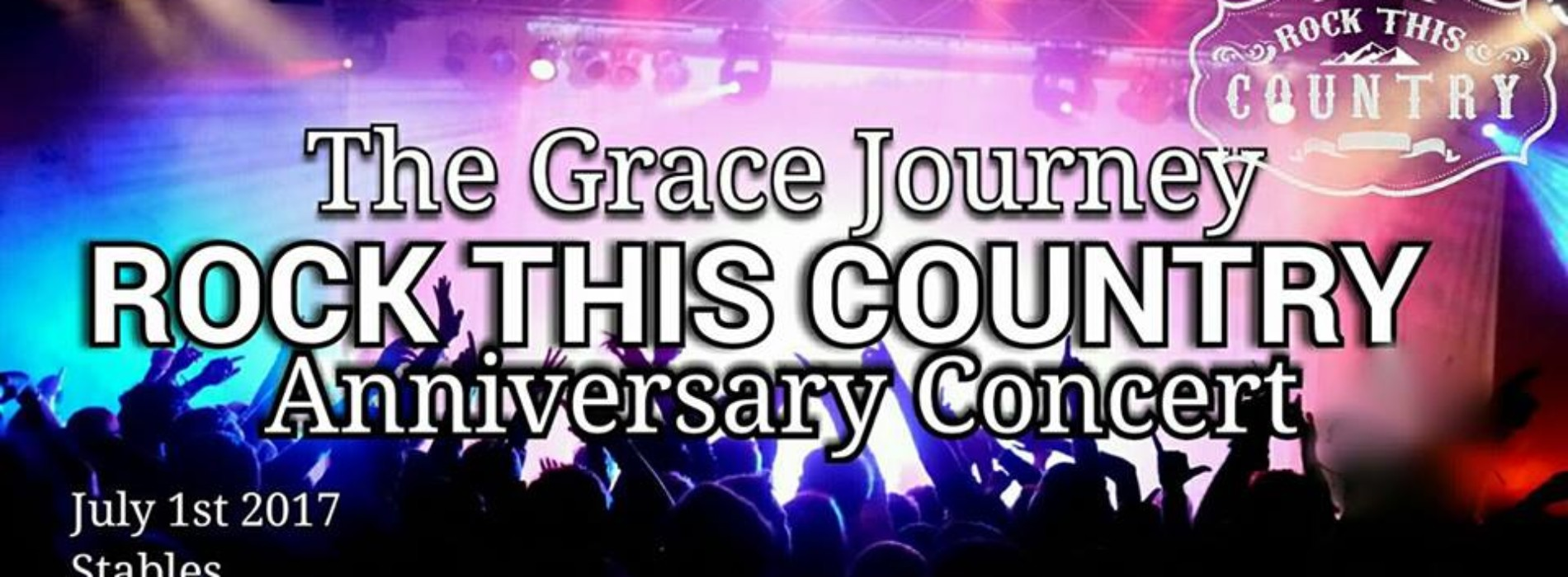 Rock This Country: The Grace Journey Concert