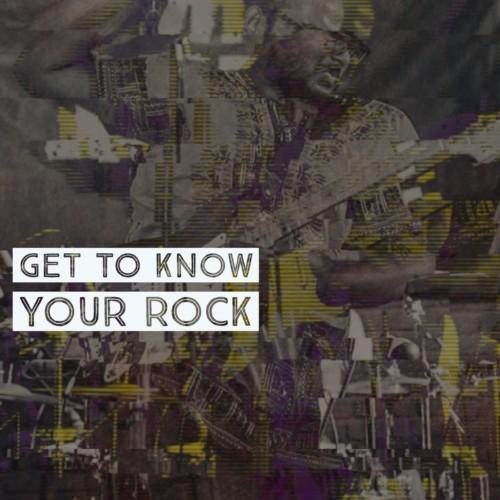 Know Your Rock : Zayaan Faisal