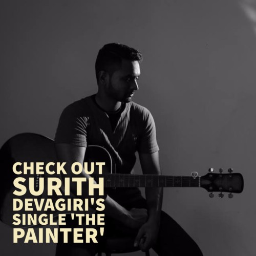 Surith Devagiri – The Painter