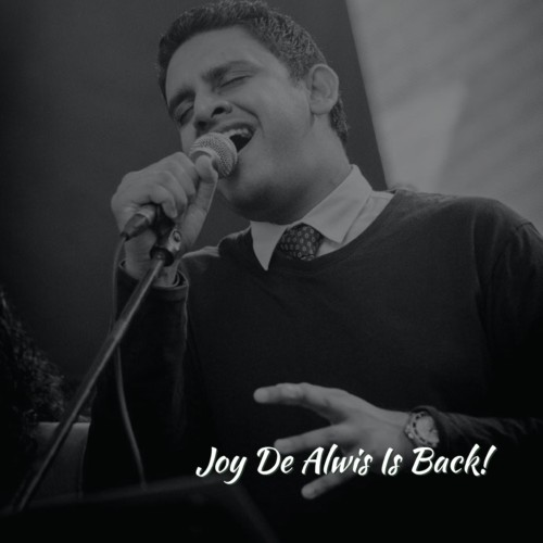 Joy De Alwis Ft. Victorious – I Kept Singing Hallelujah!