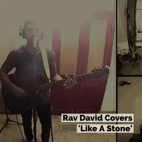 Rav David – Like A Stone (cover)