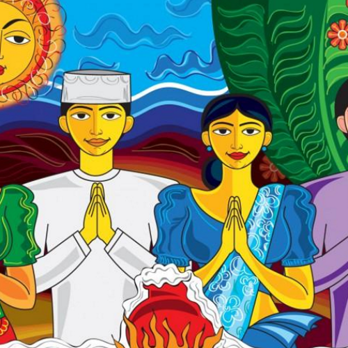 Happy Sinhala & Tamil New Year
