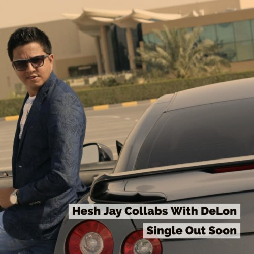 Hesh Jay Has A Collaba Coming Up With DeLon