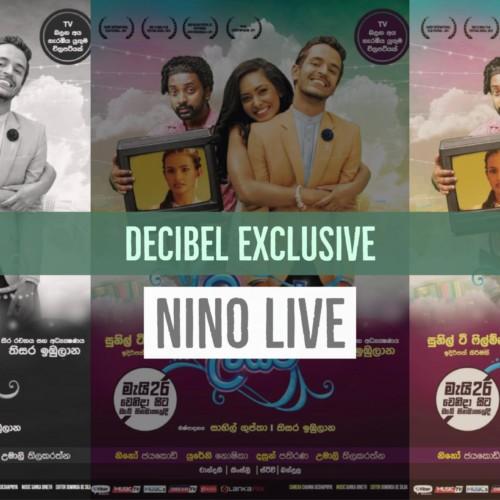 Decibel Exclusive : Nino Live