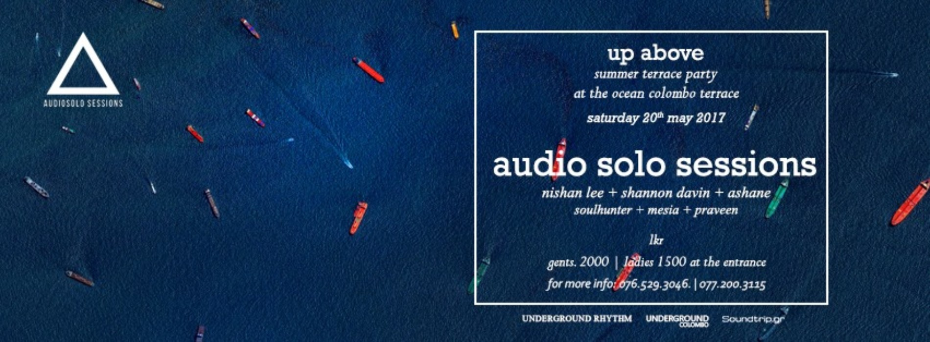 Audio Solo Sessions