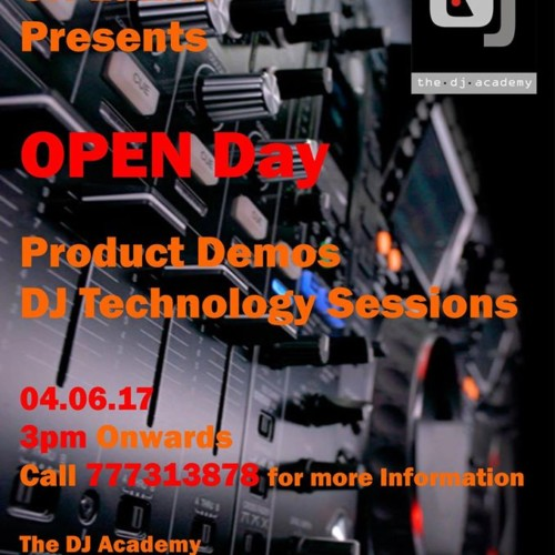 The DJ Academy Open Day