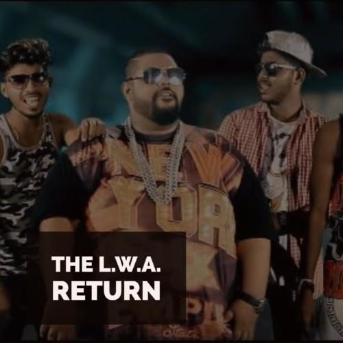 L.W.A. ( Big Harsha, Dumiya, Shazly & Nish ) – Kaalayak