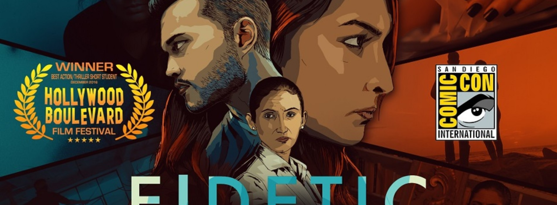 Decibel Exclusive : Akash On EIDETIC Making It To The SDCC & More!