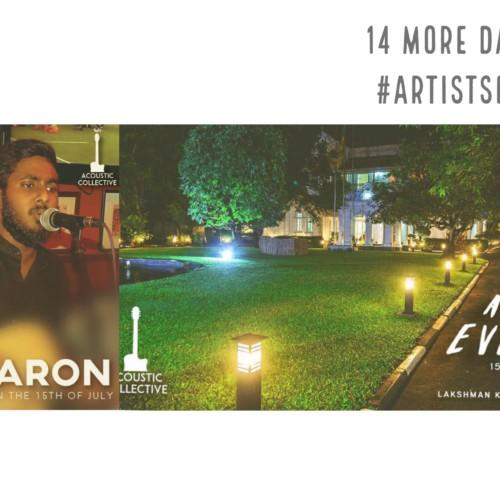 13 Days Till Artist Evening