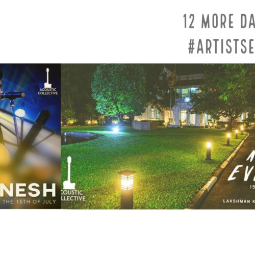 12 Days Till Artists Evening